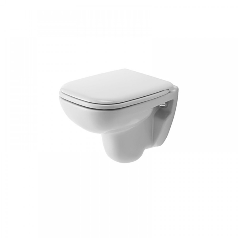 cuvette wc suspendue c ramique fond creux d code compact duravit bricozor. Black Bedroom Furniture Sets. Home Design Ideas