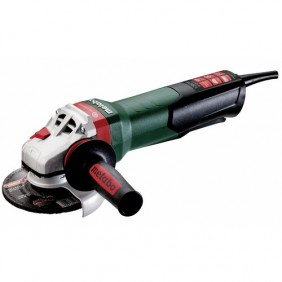 Meuleuse d'angle 1700W 125mm - WEPBA 17-125 Quick METABO