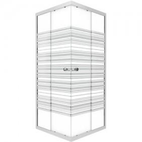 Paroi de douche - Pure Line porte coulissantes - différentes dimensions AURLANE