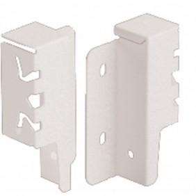 Raccords de paroi arrière pour tiroir ArciTech - hauteur 94 mm HETTICH