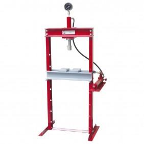 Presse hydraulique d'atelier - 20 tonnes - WP20H HOLZMANN
