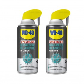 Graisse Blanche au Lithium - 400 ml - WD 40 Specialist WD40