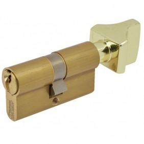 Cylindre à bouton FIRST 3000 varié, laiton poli VACHETTE