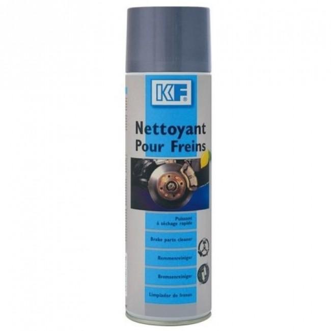 Dégraissant pour freins et embrayages - aérosol 650 ml KF