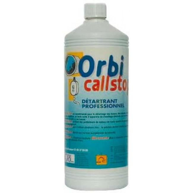 Détartrant professionnel - chauffe eau et lave vaisselle - Callstop ORBI