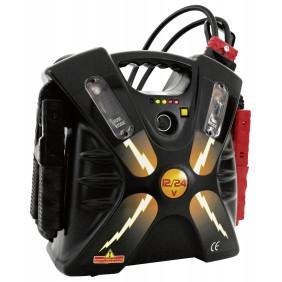 Booster de démarrage professionnel portable 12-24 V - 1900/5000A KRAFTWERK