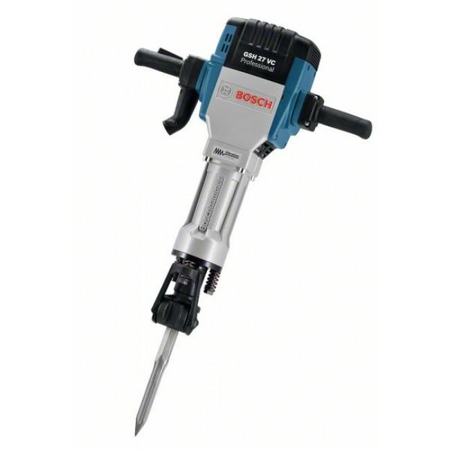 Marteau piqueur 2000 W GSH 27 VC Set Professional-0615990145 BOSCH