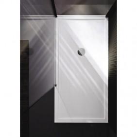 Receveur de douche à poser extra-plat 140x90 cm - Olympic Plus NOVELLINI