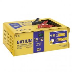 Chargeur BATIUM 15/12 V GYS