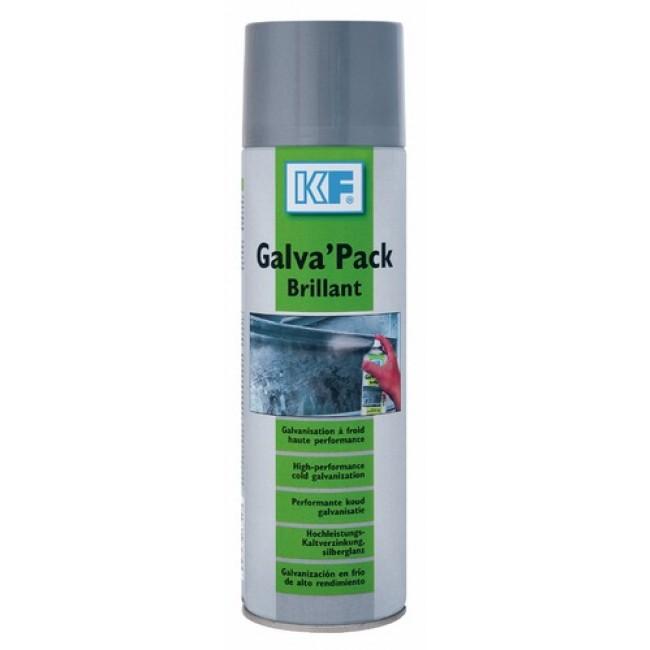 Galva'pack brillant