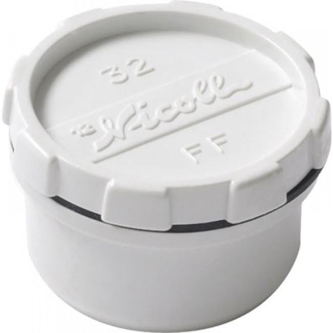 Tampon de visite PVC blanc NICOLL