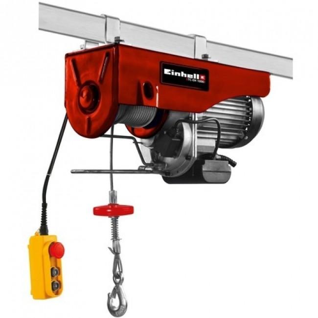 Palan électrique - 1600 watts - 1 tonne - TC-EH 1000 EINHELL