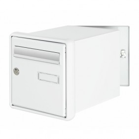 bo tes aux lettres normalis e adapt e pour colis bricozor. Black Bedroom Furniture Sets. Home Design Ideas