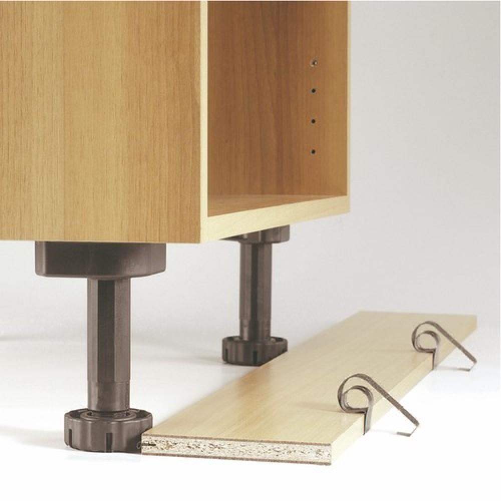 clips de plinthe easy x10 camar bricozor. Black Bedroom Furniture Sets. Home Design Ideas