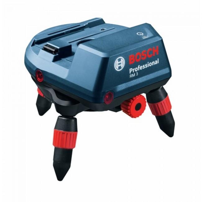 Support motorisé pour laser croix GCL2-50CG - RM3 BOSCH