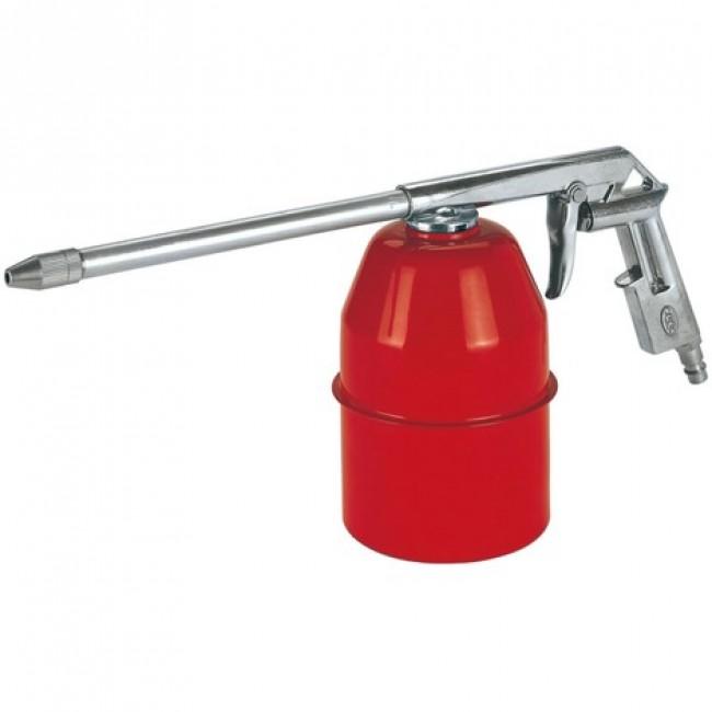 Pistolet spray métal - réservoir 0.9 litre EINHELL