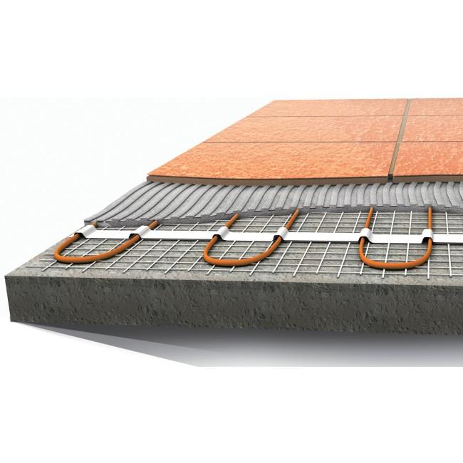 Natte chauffante - bi conductrice - puissance 150w/m2 - MHH BRICOZOR