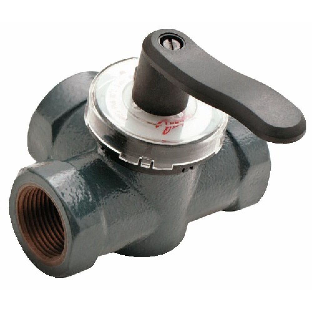 Vanne rotative en fonte 3 voies hre danfoss bricozor - Vanne thermostatique danfoss ...