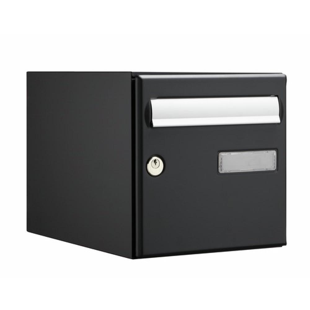 Bo te aux lettres poser simple face expert box bricozor - Decayeux boite aux lettres ...