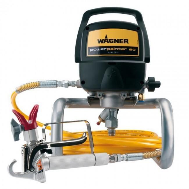 Station de peinture - pompe à piston - Airless PowerPainter 60