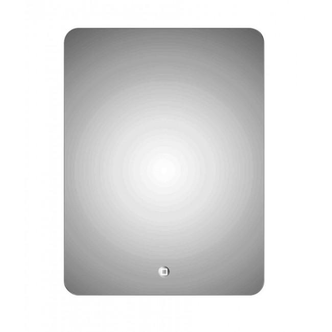 Miroir rectangulaire auto éclairant - Silver Moon - deux dimensions AURLANE