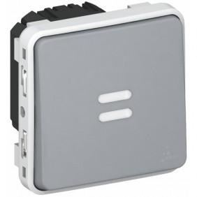 Interrupteur temporisé composable étanche - Plexo LEGRAND