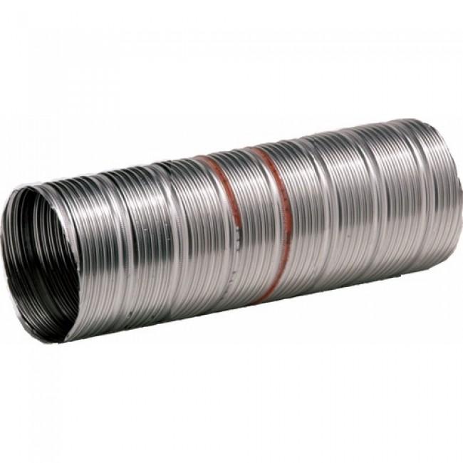 Tuyau flexible simple tubage - longueur de 8 mètres - Ten inox TEN
