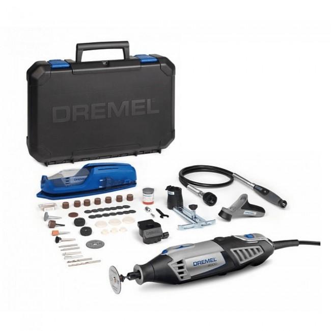 Dremel 4000 multifonction 175W + 65 accessoires - F0134000JP DREMEL