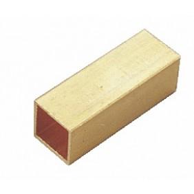 Fourrure carrée de réduction en laiton BRICOZOR