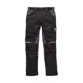 Pantalon de travail GDT Premium Noir/Gris DICKIES