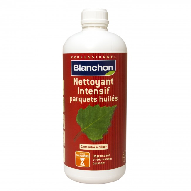Nettoyant intensif parquets huiles BLANCHON