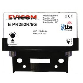 Préamplificateur antenne UHF - LTE 5G EVICOM
