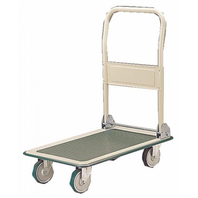 """Chariot pliant Roulpratic vert """"LE VRAI"""" , charge 300 kg GUITEL"""