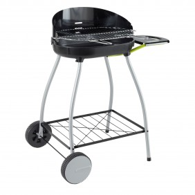 Barbecue charbon - Isy Fonte 1 COOK IN GARDEN