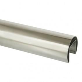 Main courante - tube rond - diamètre 42,4 mm - inox Design Production
