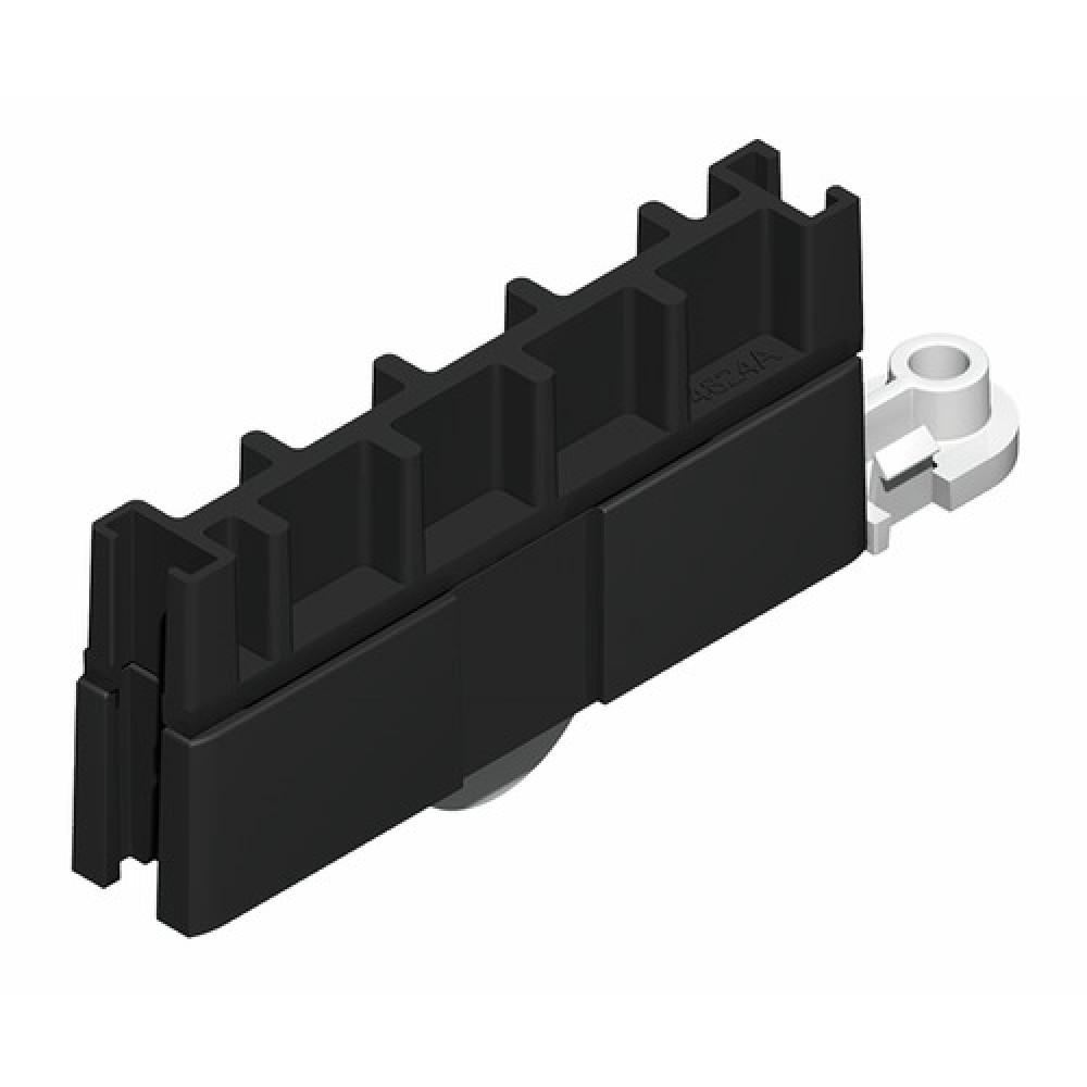 chariot de baie coulissante sur menuiserie pvc type 4800. Black Bedroom Furniture Sets. Home Design Ideas