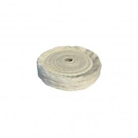 Disque de polissage en coton 150x25x16 mm - DSM150PSL HOLZMANN