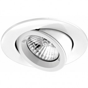 Spot encastré - basculant - aluminium - Speed 90 - 230V ARIC