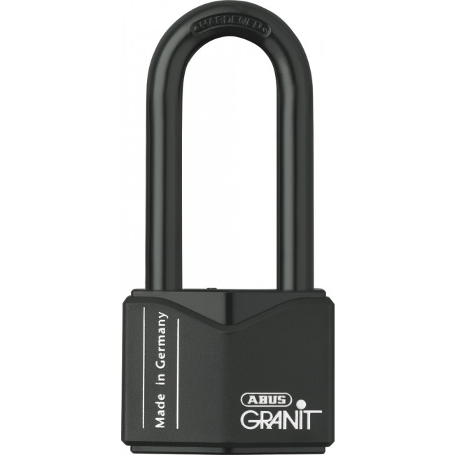 Cadenas à clé - anti-corrosion - anse haute - Granit™ - 37/55HB75 ABUS