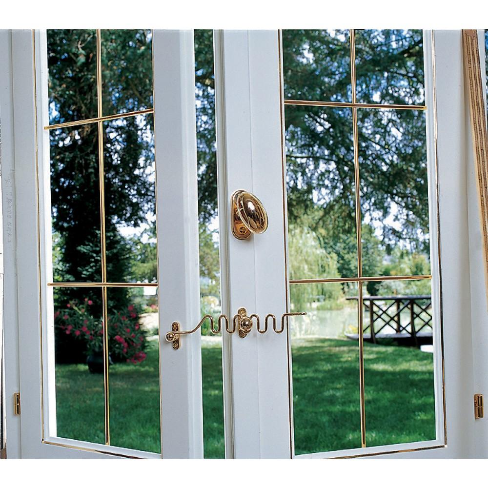 Entrebâilleur De Fenêtre 1 à 2 Vantaux Sairpentin Socona Bricozor