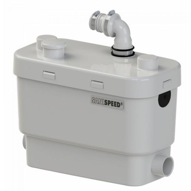 Pompe de relevage eaux usées - Sanispeed + SFA