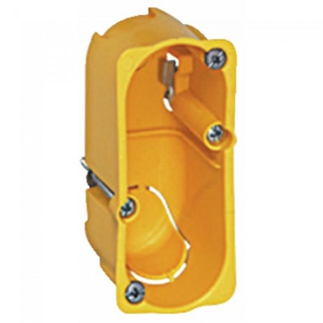 Boîte d'encastrement étroite en cloison sèche - Batibox LEGRAND