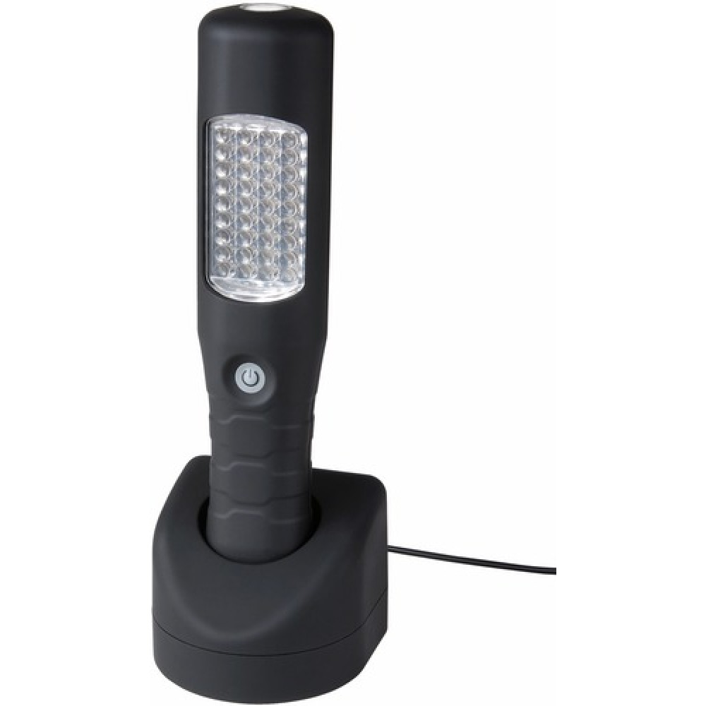 Lampe rechargeable 36 leds 1 bricozor for Lampe jardin rechargeable