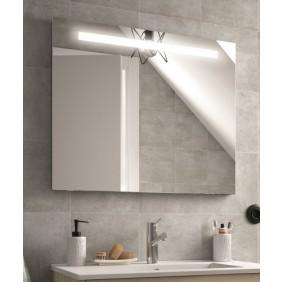 Miroir de salle de bain - éclairant - avec système anti-buée -Sunset SALGAR