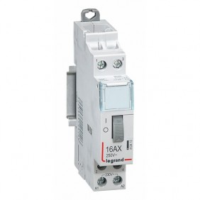 Télérupteur bipolaire - 16A - contact 2F - 1 module - CX³ LEGRAND