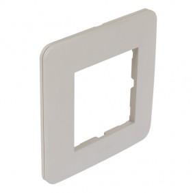 Plaque simple - beige mat - Casual DEBFLEX
