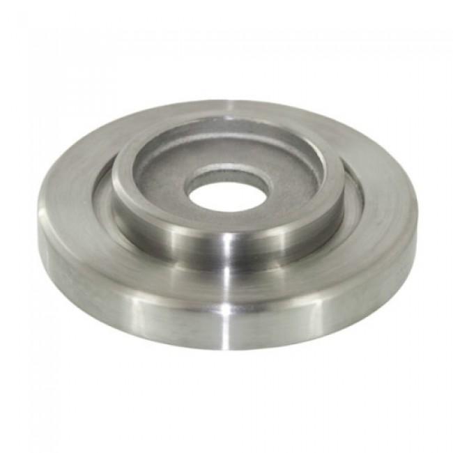 Rosace de finition - pour poteau d'escalier - inox - diamètre 42,4 mm Design Production