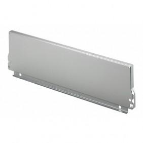 Paroi arrière standard pour tiroir InnoTech hauteur 144 mm-argent HETTICH