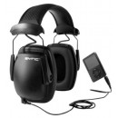 Casque antibruit MP3 Stéréo Sync HOWARD LEIGHT®