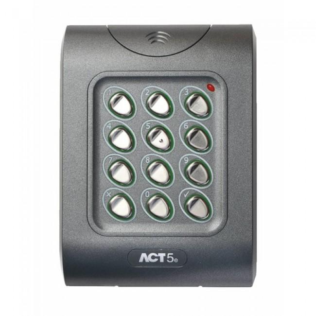 Clavier à code avec électronique intégrée - ACT 5 W EFF EFF